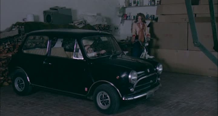1974 Innocenti Mini 1001 Export