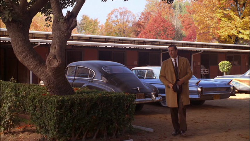 1950 Chevrolet Fleetline De Luxe Four-Door Sedan [2153]