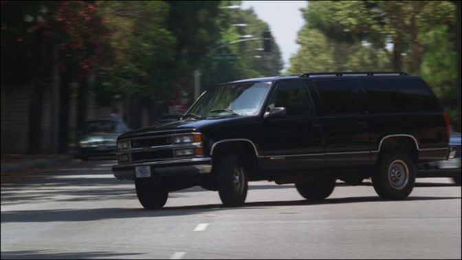 Imcdb Org 1999 Chevrolet Suburban 2500 In Quot Criminal Minds
