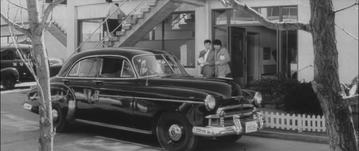 1950 Chevrolet Styleline De Luxe Four-Door Sedan [2103]