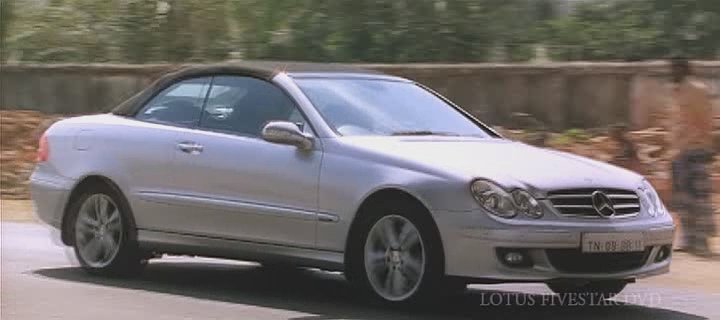 Mercedes-Benz CLK 350 [A209]
