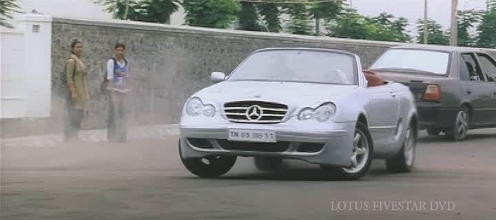 BYD S8 as Mercedes-Benz CLK