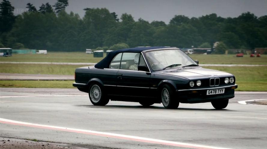 IMCDborg BMW I Cabrio E In Top Gear - Bmw 1989 e30