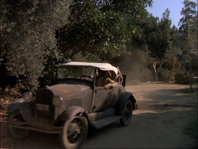 """IMCDb.org: 1928 Ford Model A Roadster In """"The Waltons"""