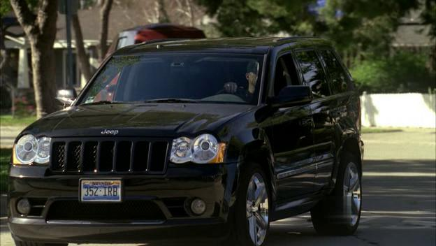 2008 jeep grand cherokee srt 8 wk in csi crime scene investigation 2000 2015. Black Bedroom Furniture Sets. Home Design Ideas