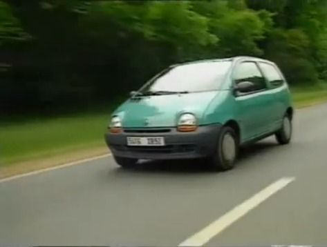1993 renault twingo s rie 1 x06 in top gear 1978 2001. Black Bedroom Furniture Sets. Home Design Ideas
