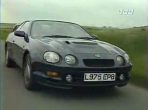 IMCDborg 1994 Toyota Celica GTFour ST205 in Top Gear 19782001