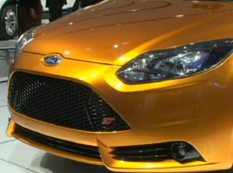 2012 Ford Focus ST MkIII