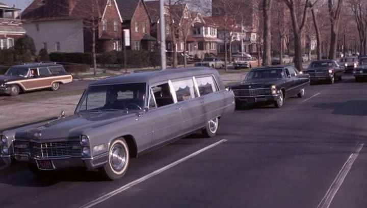 1967 Cadillac Fleetwood 75 Limousine [69733S]