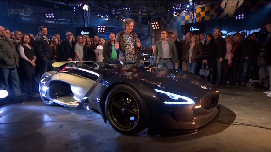 2010 Peugeot EX1