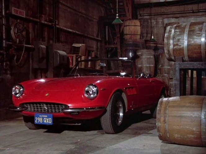 1967 ferrari 330 gts in columbo any old port - Columbo any old port in a storm plot ...