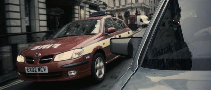 2002 Nissan Almera 1.8 SE [N16