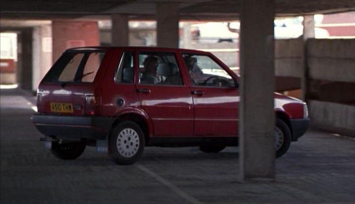 fiat uno 1997. 1984 Fiat Uno 70 Super 1a