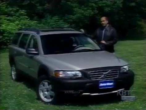 """IMCDb.org: 2001 Volvo V70 XC AWD Cross Country Gen.2 in """"Motorweek, 1981-2019"""""""
