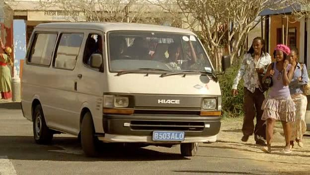 Imcdb Org 1990 Toyota Hiace H100 In Quot The No 1 Ladies