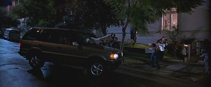 Imcdb Org 1998 Land Rover Range Rover Series Ii P38a In Dr Dolittle 2 2001