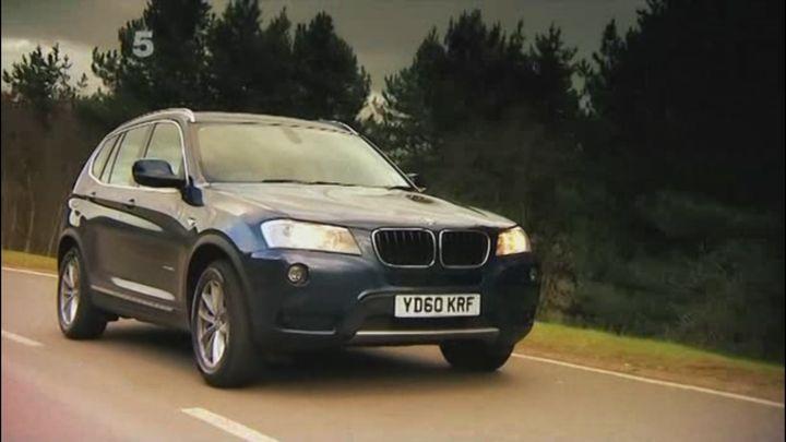 IMCDb.org: 2011 BMW X3 Xdrive20d SE [F25] in \