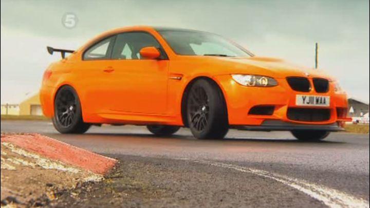 "IMCDb.org: 2011 BMW M3 GTS E92 in ""Fifth Gear, 2002-2019"""