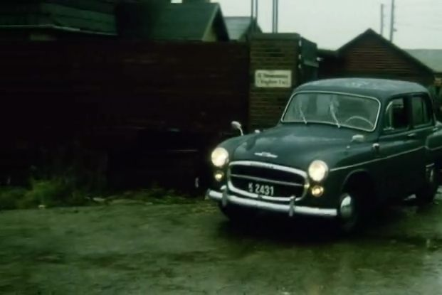 1956 Hillman Minx Phase VIIIa Gay Look