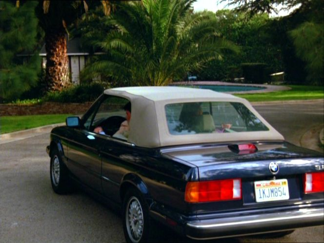 Imcdb Org 1987 Bmw 325i Cabrio E30 In Murder She Wrote