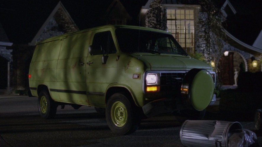 "IMCDb.org: 1994 Chevrolet Chevy Van [G-20] in ""Scooby-Doo! The Mystery Begins, 2009"""