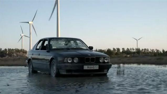 1988 BMW 520i E34