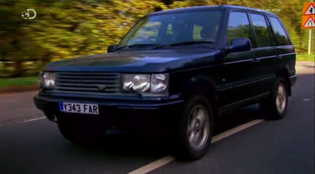 Imcdb Org 2001 Land Rover Range Rover 4 0 Hse Series Ii