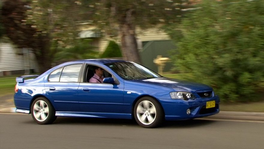 IMCDb.org: 2005 Ford Falcon XR6 [BF] in