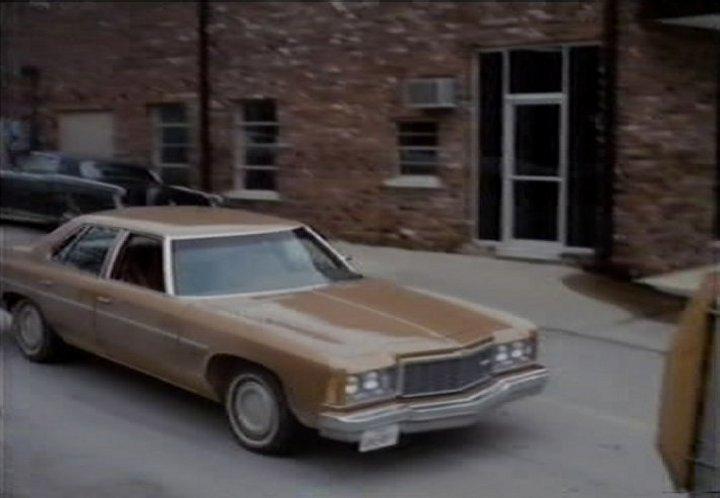 Imcdb Org 1975 Chevrolet Impala Sedan 1l69 In Walking