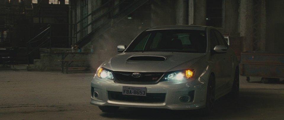"IMCDb.org: 2011 Subaru Impreza WRX STi [GV] in ""Fast Five, 2011"""