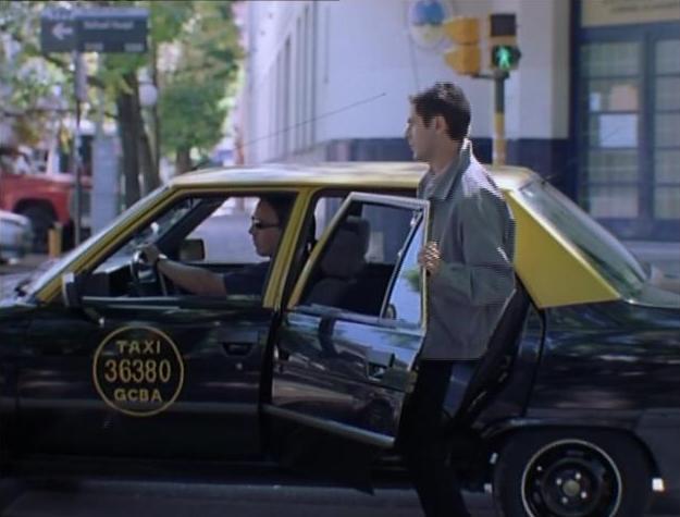 1995 Renault 9 Taxi X42