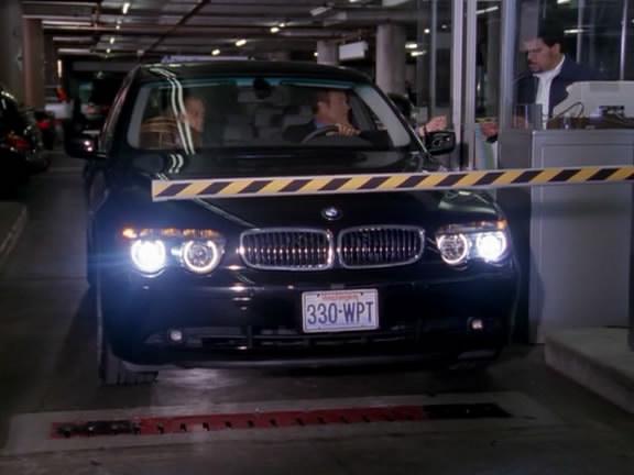 """IMCDb org: 2002 BMW 745i [E65] in """"Frasier, 1993-2004"""""""