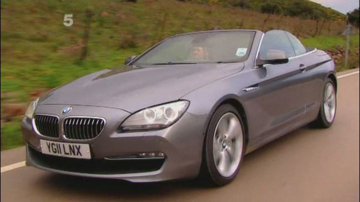 IMCDborg 2011 BMW 640i SE F12 in Fifth Gear 20022015