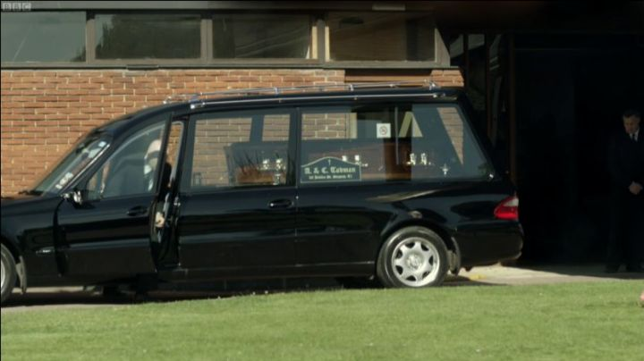 2006 mercedes benz e 280 hearse w211 in the for Used mercedes benz hearse for sale
