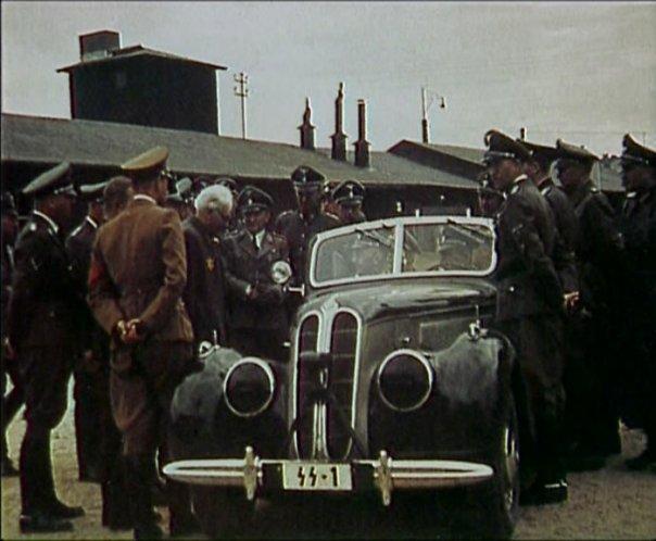 Imcdb 1939 Bmw 335 Cabriolet In Executions 1995