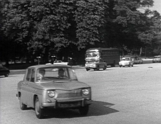 Imcdb 1963 Renault R8 Major R113 In Les Saintes Chries