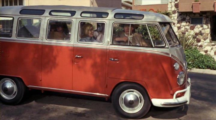 Imcdb Org 1963 Volkswagen De Luxe Station Wagon Samba