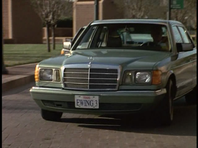 Jr ewing mercedes for Mercedes benz service dallas tx