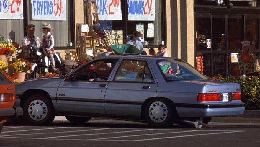 1990-96 Chevrolet Corsica | Consumer Guide Auto