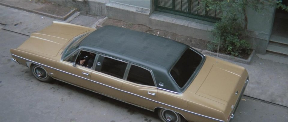 1970 Ford LTD Stretched Limousine