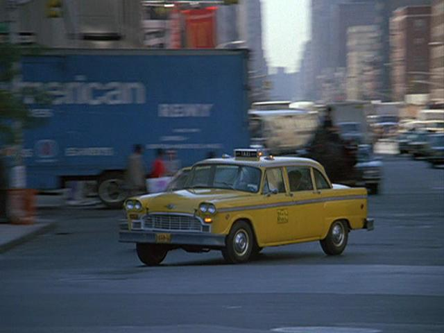 1974 Checker Taxicab [A11]