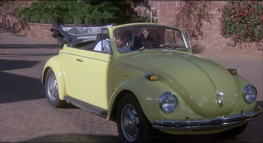 Imcdb Org  1971 Volkswagen Convertible  U0026 39 Super Beetle U0026 39   Typ