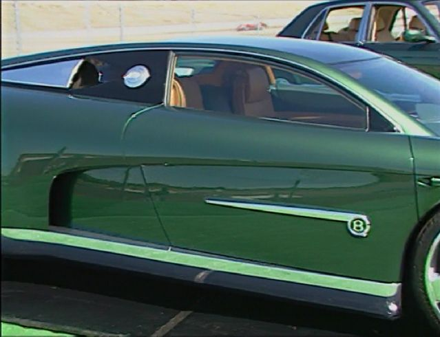 1999 Bentley Hunaudieres Concept Car
