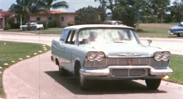 1958 Plymouth Custom Suburban