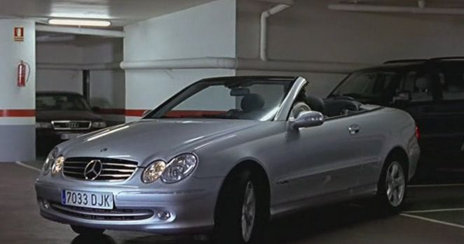 2005 mercedes benz clk 200 kompressor a209 in animals ferits 2006. Black Bedroom Furniture Sets. Home Design Ideas