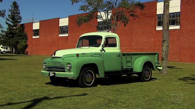 1950 International Harvester L-120