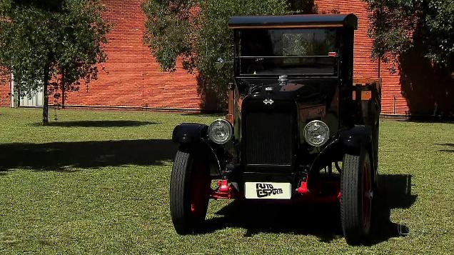 1927 International Harvester Six-Speed