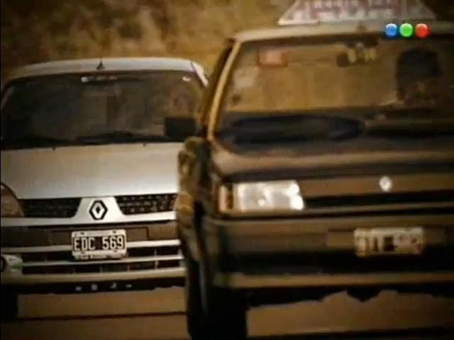 1996 Renault 9 Taxi X42