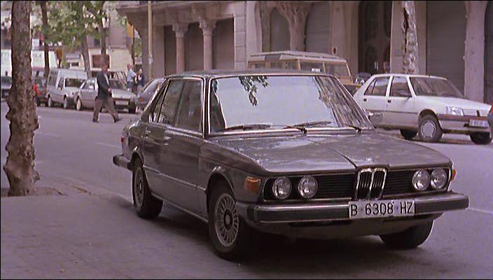 IMCDborg BMW I E In Barcelona - 1977 bmw