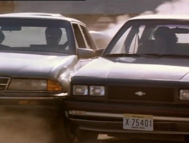 1986 Chevrolet celebrity Eurosport Commercial - YouTube